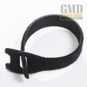 Velcro cable straps for Golden Mask search coil