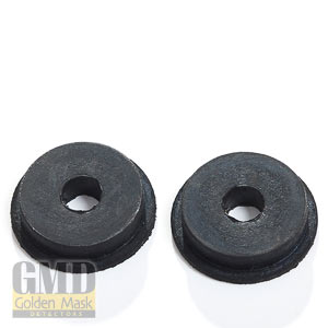 Rubber shims for Golden Mask search coil