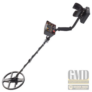 Golden Mask 3+ metal detector for extreme deep search