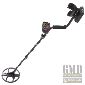 Golden Mask 4D dual-frequency 8 and 18 kHz high-performance metal detector