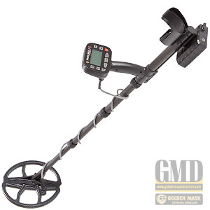 Golden Mask 5+ LITE metal detector, no WiFi and lower price